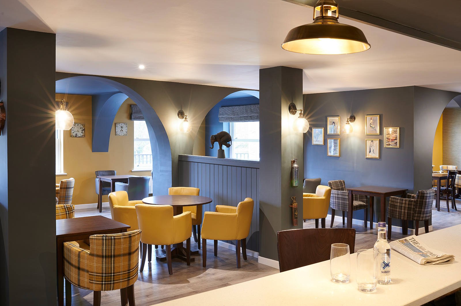 The Bridge House Hotel Bournemouth | Eat, Drink, Sleep